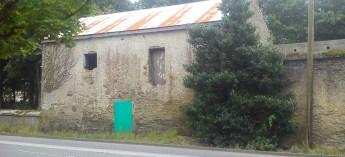 cork Ireland, thursday doors, old stone wall