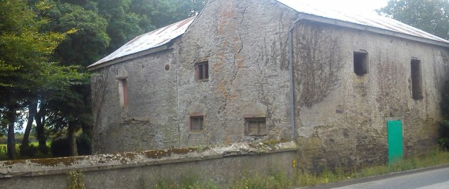 old building youghal, stone building ireland