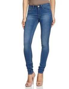 Damen Jeans 15077789REG SOFT ULTIMATE