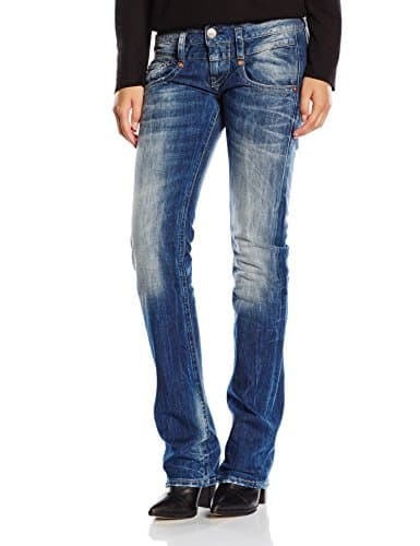 Herrlicher Pitch Slim Denim Stretch Damen Jeans