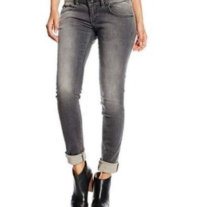 LTB Jeans Damen Molly Skinny Dreama Wash