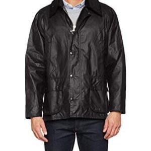 Barbour Jacke Wachs