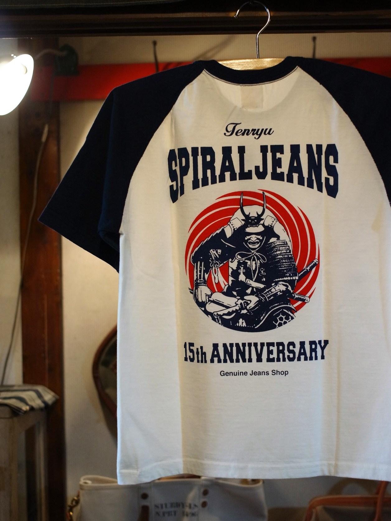 samurai×Spiral Anniversary       T-shirt