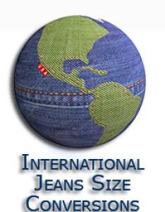 International jeans size conversion charts also hub rh jeanshub