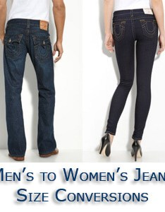 Men   to women jeans size conversions also sizes conversion chart rh jeanshub