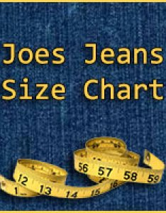 also joe   jeans size chart and style guide rh jeanshub