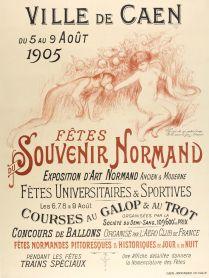 4 Le souvenir Normand 1905 110 x 146 cm