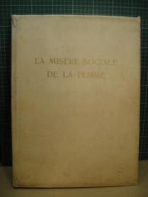 18 La misère sociale de la femme 1910