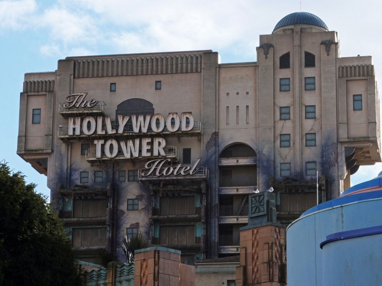 Hollywood Tower Hotel (Disneyland)