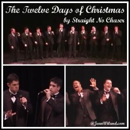 Click to view: The Twelve Days of Christmas by Straight No Chaser