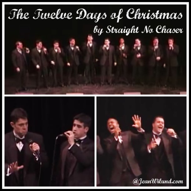 The Twelve Days of Christmas by Straight No Chaser