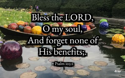 Never Forget to Remember His Benefits