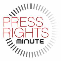 Press Rights Minute
