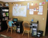 Our 'classroom'