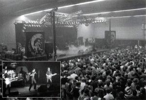 1993, optreden Golden Earring in Ringvaarthal
