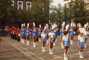 Concours in Den Haag