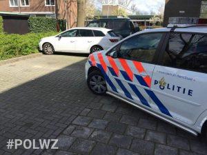 nadat er een autosleutel van een bezoeker van het Polderbad werd gestolen, werd vervolgens zijn auto ontvreemd. Door een oplettende buurtapper werd deze teruggevonden.