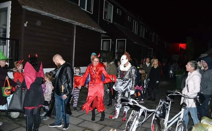 Halloween-optocht slaat een jaartje over
