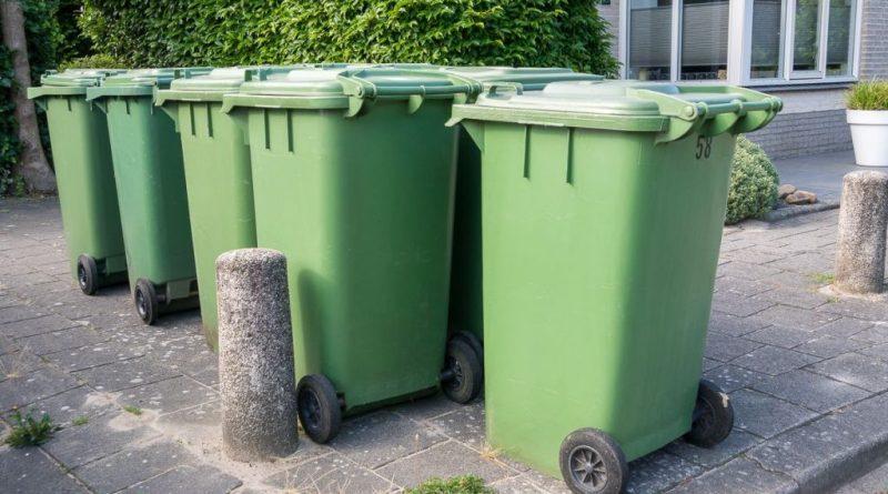 Hittegolf: Cyclus haalt afval in Zuidplas eerder op de dag op