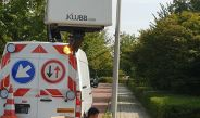 Vervangen openbare verlichting Nieuwerkerk en Moordrecht