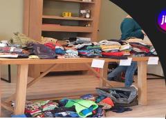 Kinderkledingbeurs Stichting ZO!  voor gezinnen met een krappe beurs