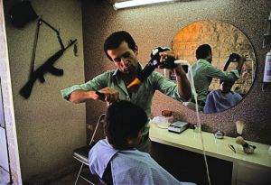 Beyrouth, Liban, 1978. (34 x 51 cm) (Raymond Depardon-Magnum Photos.)