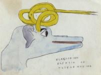 Henry Darger, Blandanion Blengin or Tuskorhorian, 1910-1970 © Eric Emo / Musée d'Art Moderne / Roger-Viollet