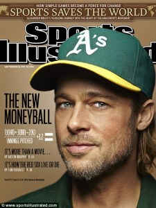 "Brad Pitt in ""Moneyball"""
