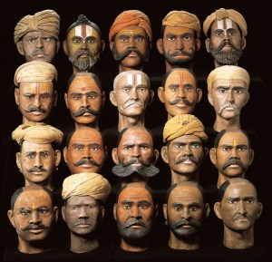 Caste Heads of India