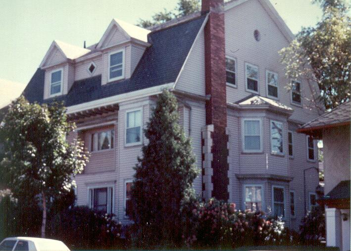 College Avenue House