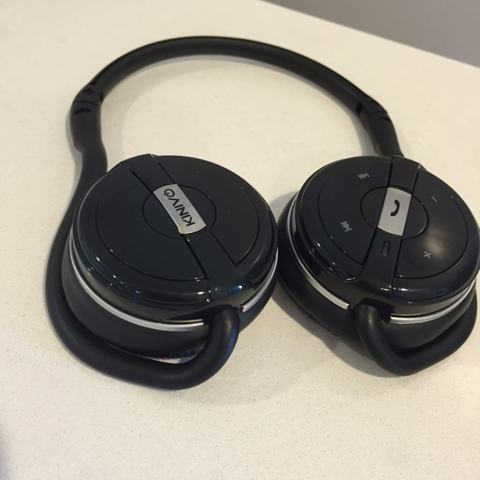 Kinovo Bluetooth headphones