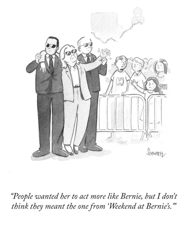 Hillary Clinton's coverup -- Schwartz, The New Yorker