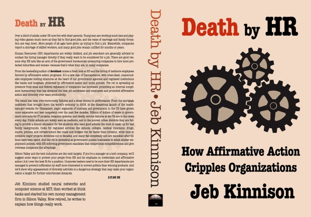Death by HR Print Cover