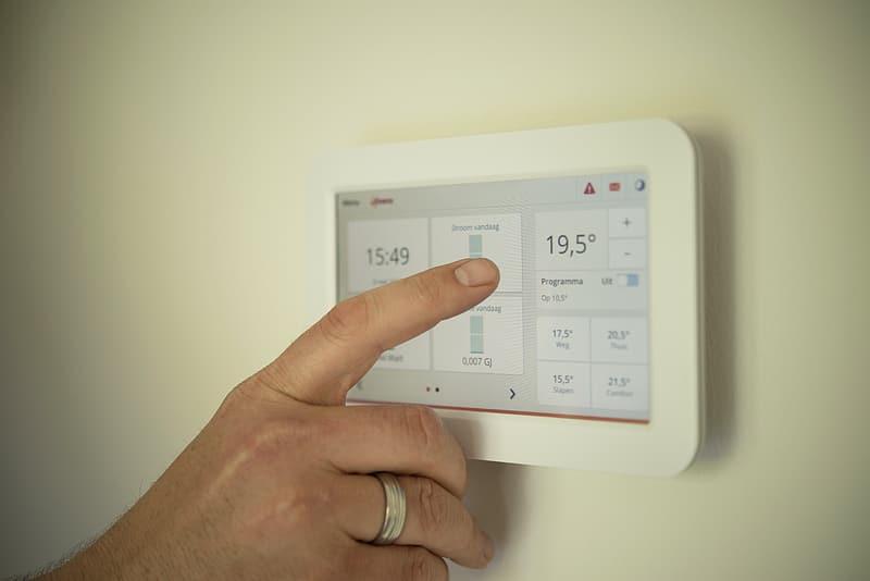 Comment Changer Le Thermostat D Un Radiateur Electrique Jebricole Me