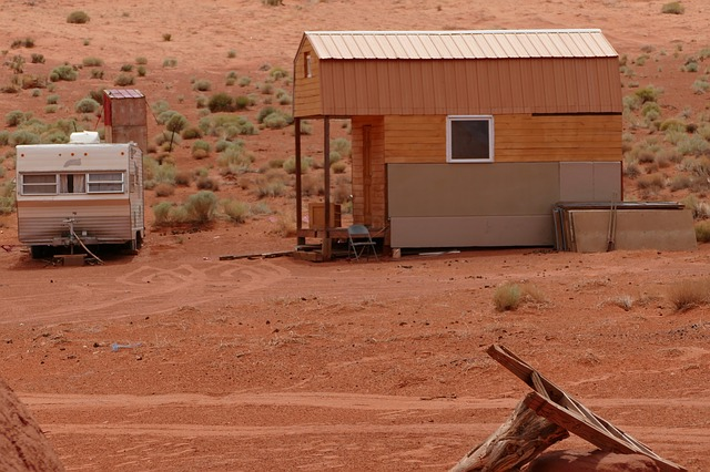 tiny house ou mobil home