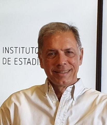 Gonzalo Rodríguez López (director del ISTAC)