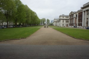 Meeting at Greenwich Naval College