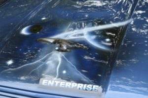 Faversham 2016 Ford Starship Entreprise