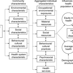 Conceptual Framework Diagram Ethmoid Bone Diagrams In Public Health Research Journal Of
