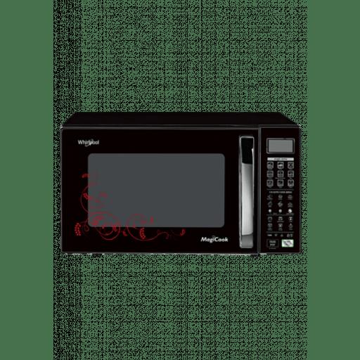 whirlpool microwave oven magicook 25g