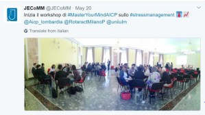 #MasterYourMind: AICP racconta il coaching agli studenti universitari