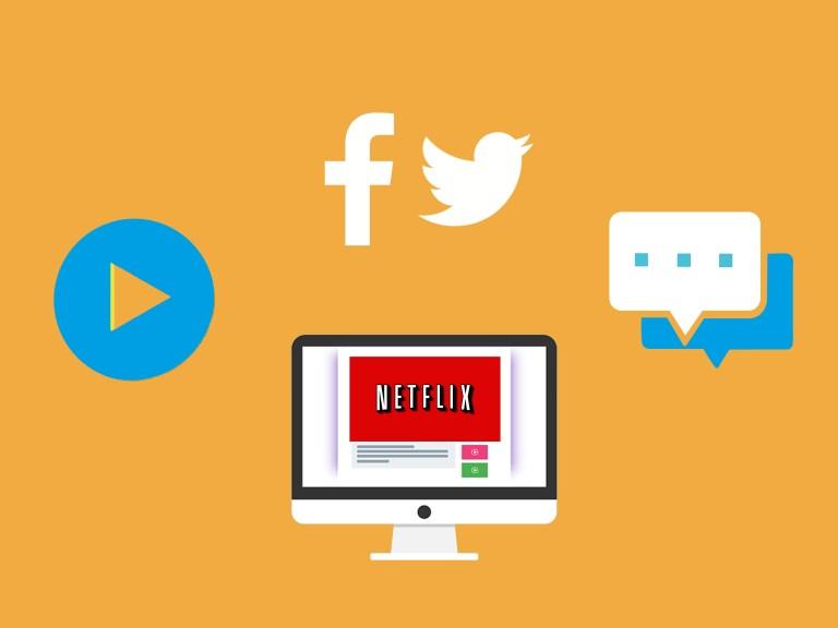 Netflix: un caso anche social