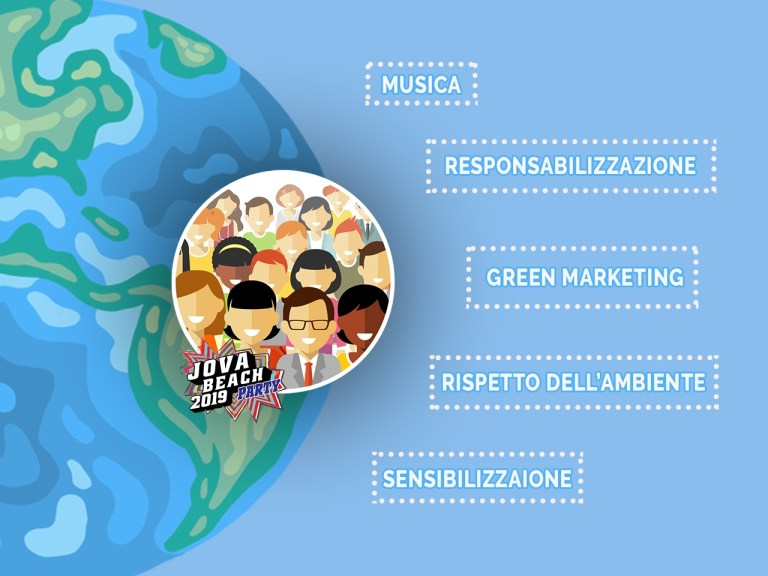 JOVA BEACH PARTY 2019: il marketing dell'esperienza