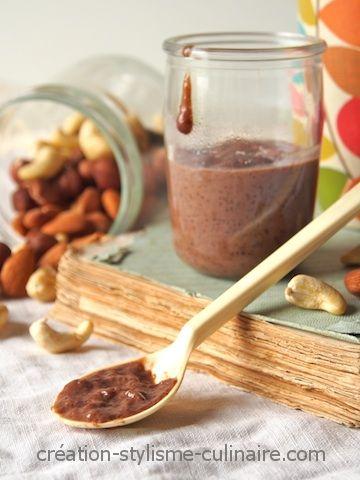 Crème au tapioca au chocolat