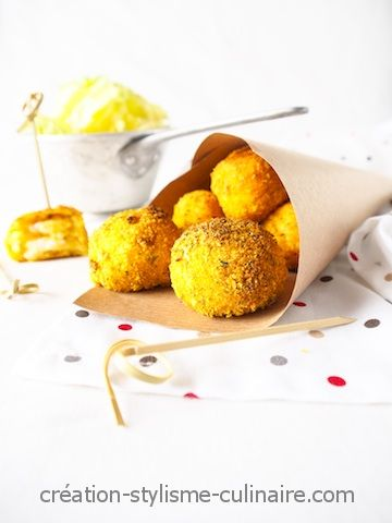 Croquettes de pommes de terre 2