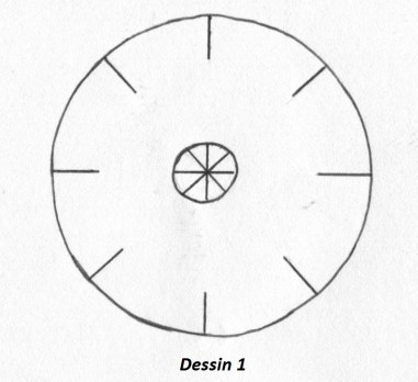 scann tarte étoile Dessin 1