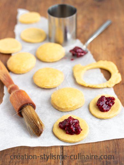beignets de framboise sans gluten