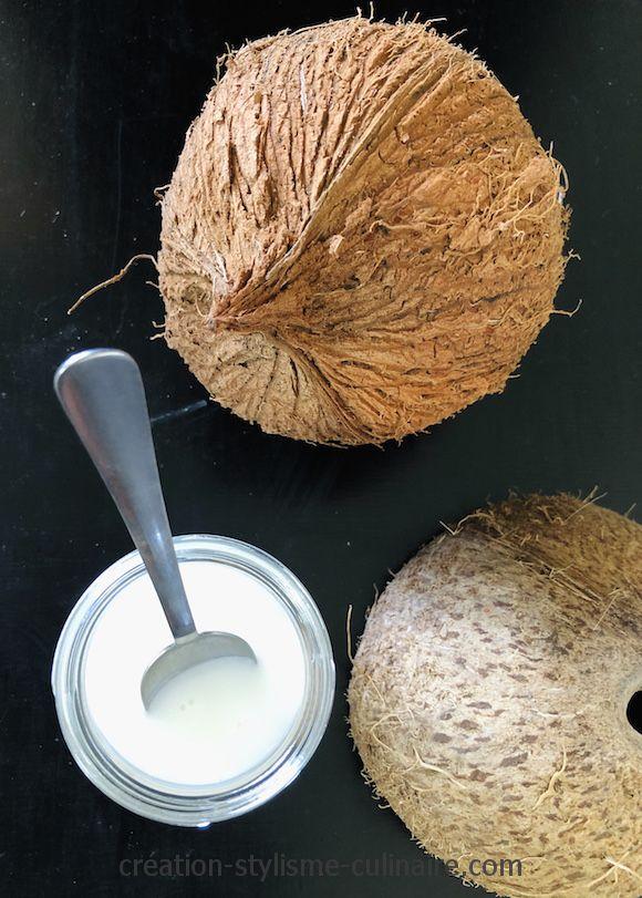 fabriquer du lait de coco