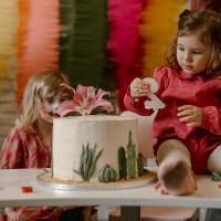 Dekoracija i organizacija drugog rođendana treće sreće