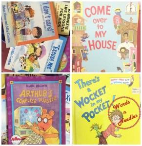 preschooler books list wordsnneedles